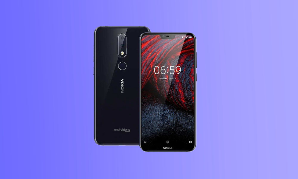 Nokia 6.1 Plus: Download and Install Android 11 AOSP ROM -POSP
