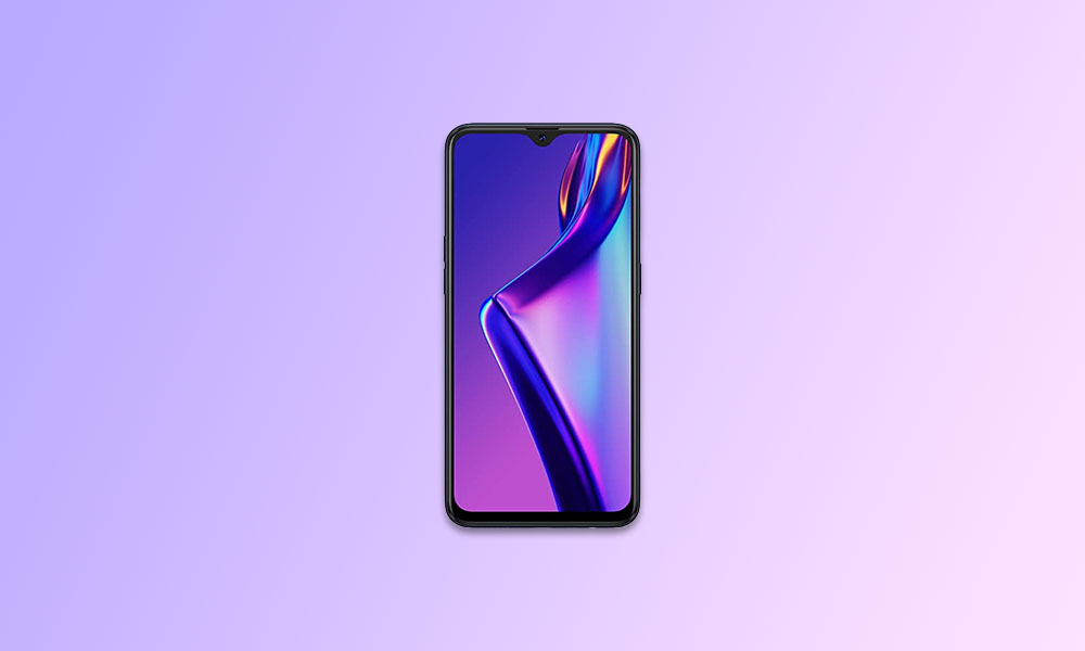 Oppo A12 updated to A.35 July 2020 security (CPH2083_11_A.35)