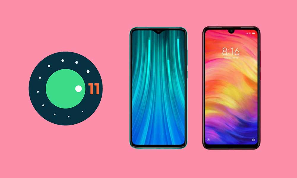 Redmi Note 7/7 Pro, Redmi Note 8, and Note 8 Pro Android 11 Update: What we know so far?