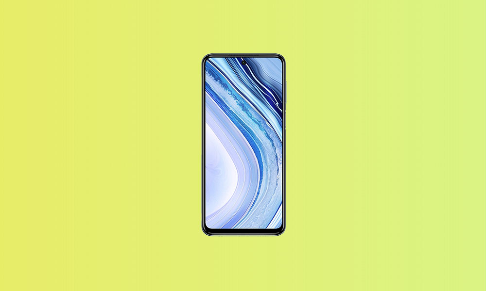 V12.0.1.0.QJWINXM: Redmi Note 9 Pro MIUI 12.0.1.0 India Stable ROM