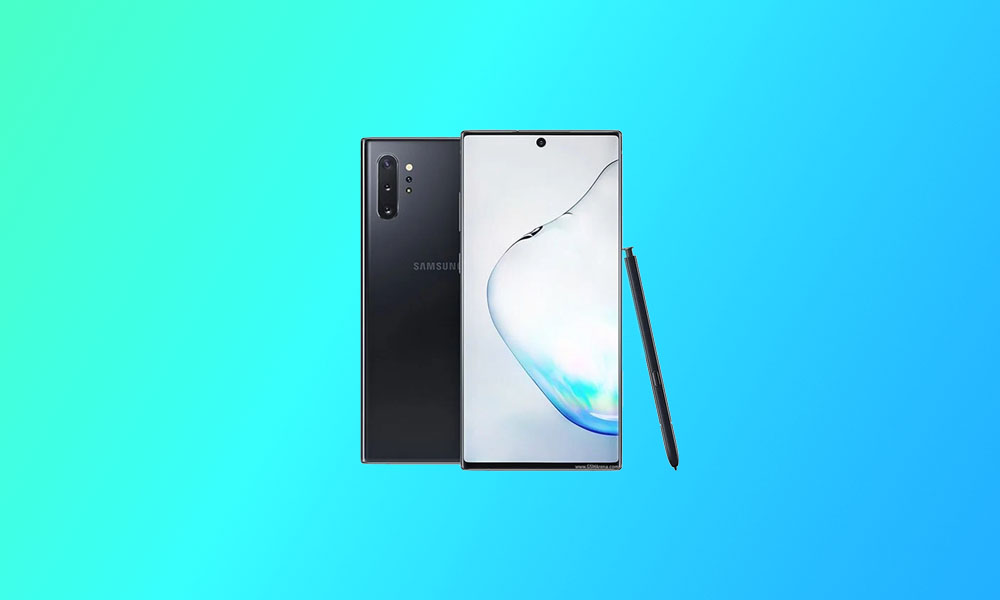 N976USQU3BTI5: August Security 2020 For T-Mobile Galaxy Note 10 Plus 5G