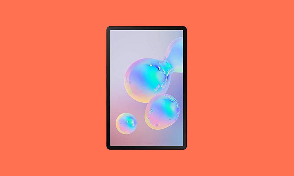T860XXU3BTI2 / T865XXU4BTI1: One UI 2.5 Update For Samsung Galaxy Tab S6