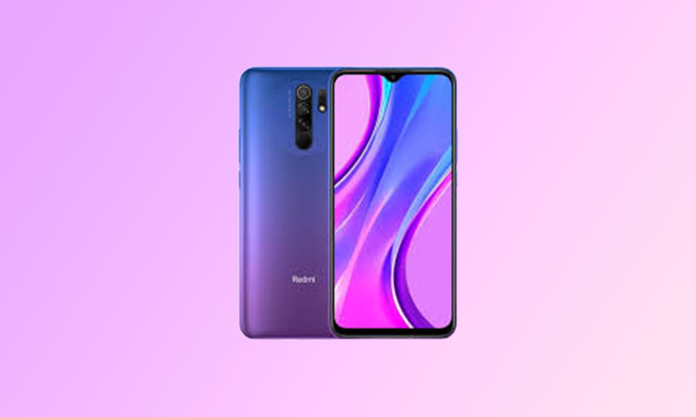 Xiaomi Redmi 9 MIUI 11.0.8.0 Europe stable ROM (V11.0.8.0.QJCEUXM - September security 2020)