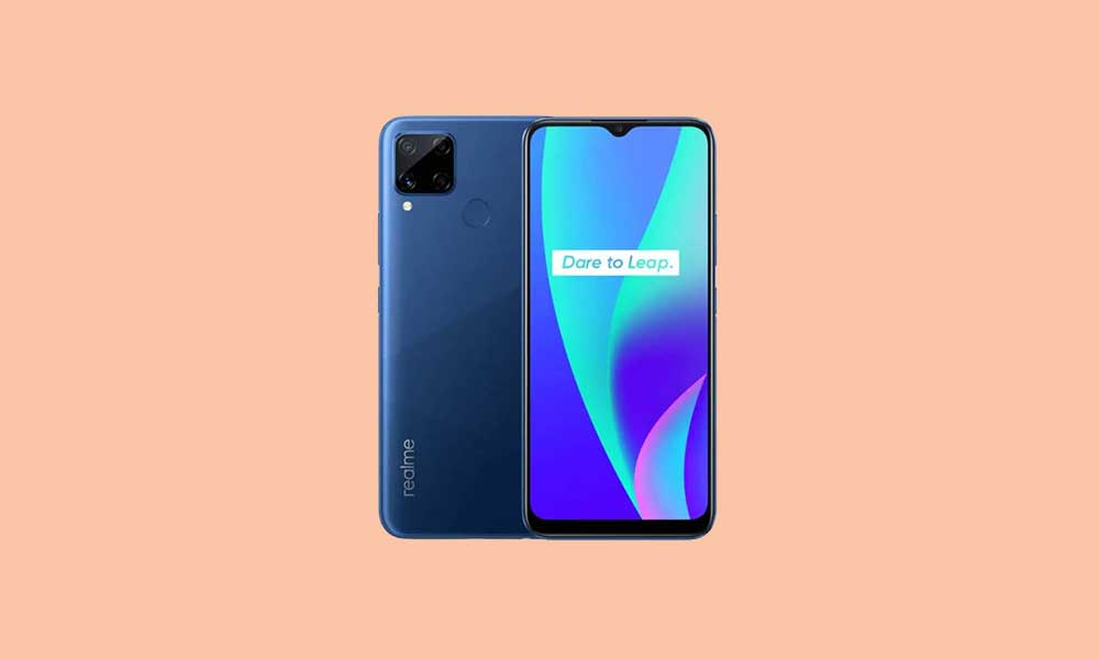ByPass FRP on Realme C15 RMX2180 (Remove Google Verification)