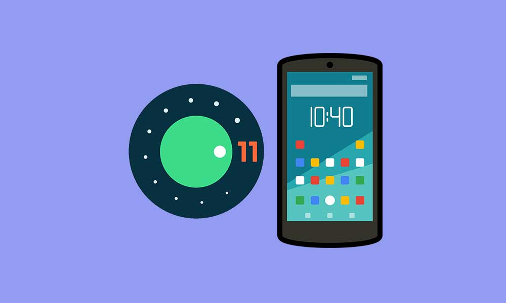 Download Android 11 Custom ROM for Any Phone