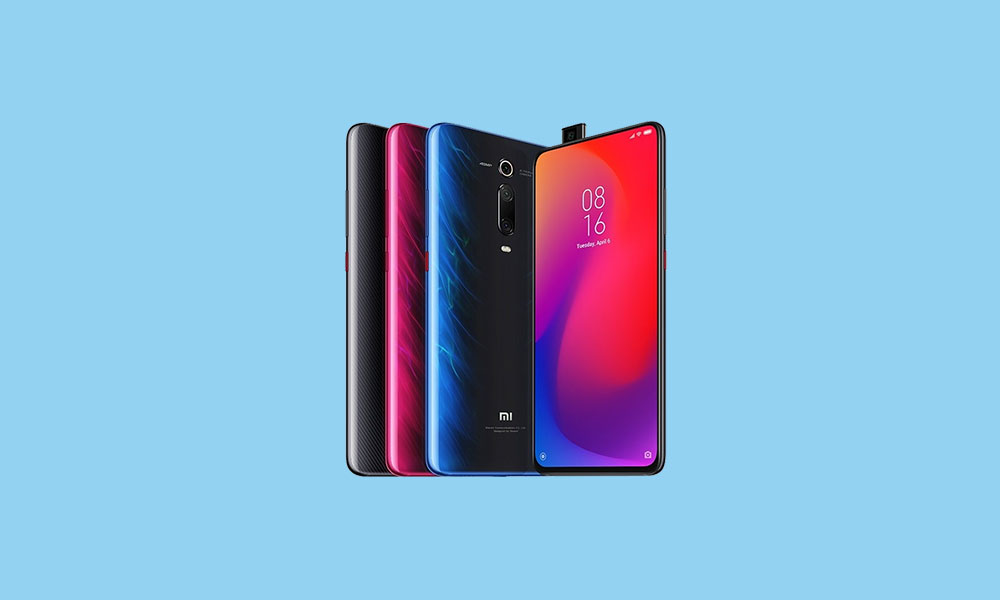 Download/Install Lineage OS 18 for Redmi K20 Pro / Mi 9T Pro