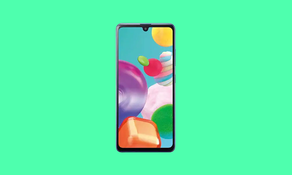 A415FXXU1ATJ1: October Security Patch 2020 For Galaxy A41