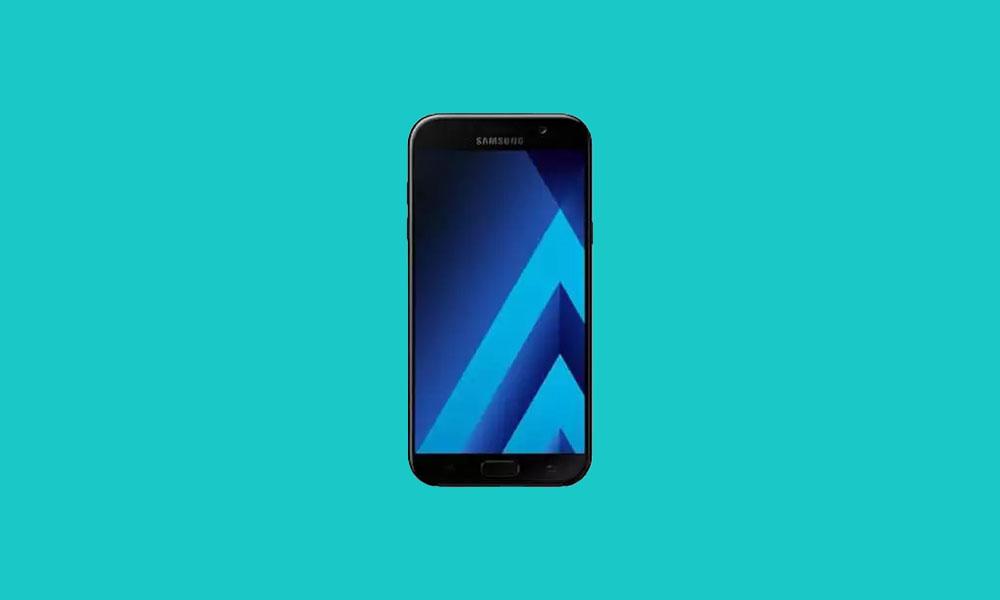 September Security 2020: A520FXXSFCTI1 Galaxy A5 2017 (South America)