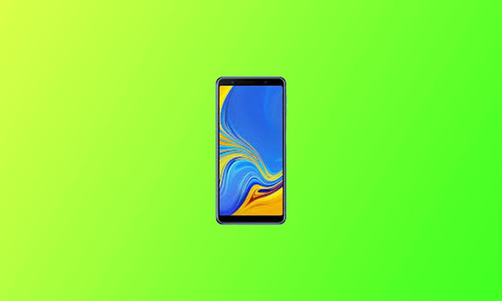A750FNXXS4CTH3: Galaxy A7 2018 September Security Patch (Europe)