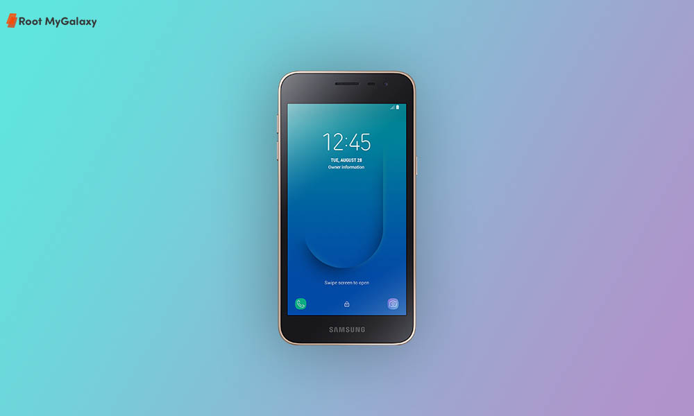 August Security 2020: J260MUBUCATH3 For Galaxy J2 Core (South America)