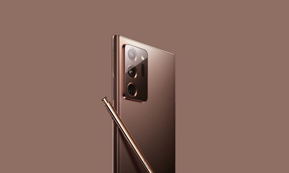 N986USQU1BTIB: September Security For Verizon Galaxy Note 20 Ultra 5G