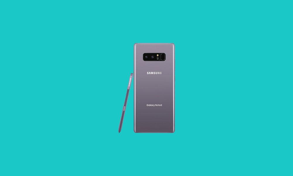 N950USQU8DTI1: September 2020 Security Patch Sprint Galaxy Note 8