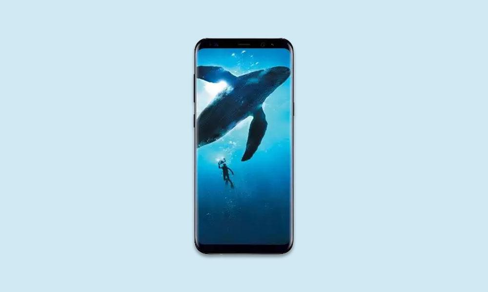 October Security 2020: G950FXXSBDTJ1 Galaxy S8 (South America)