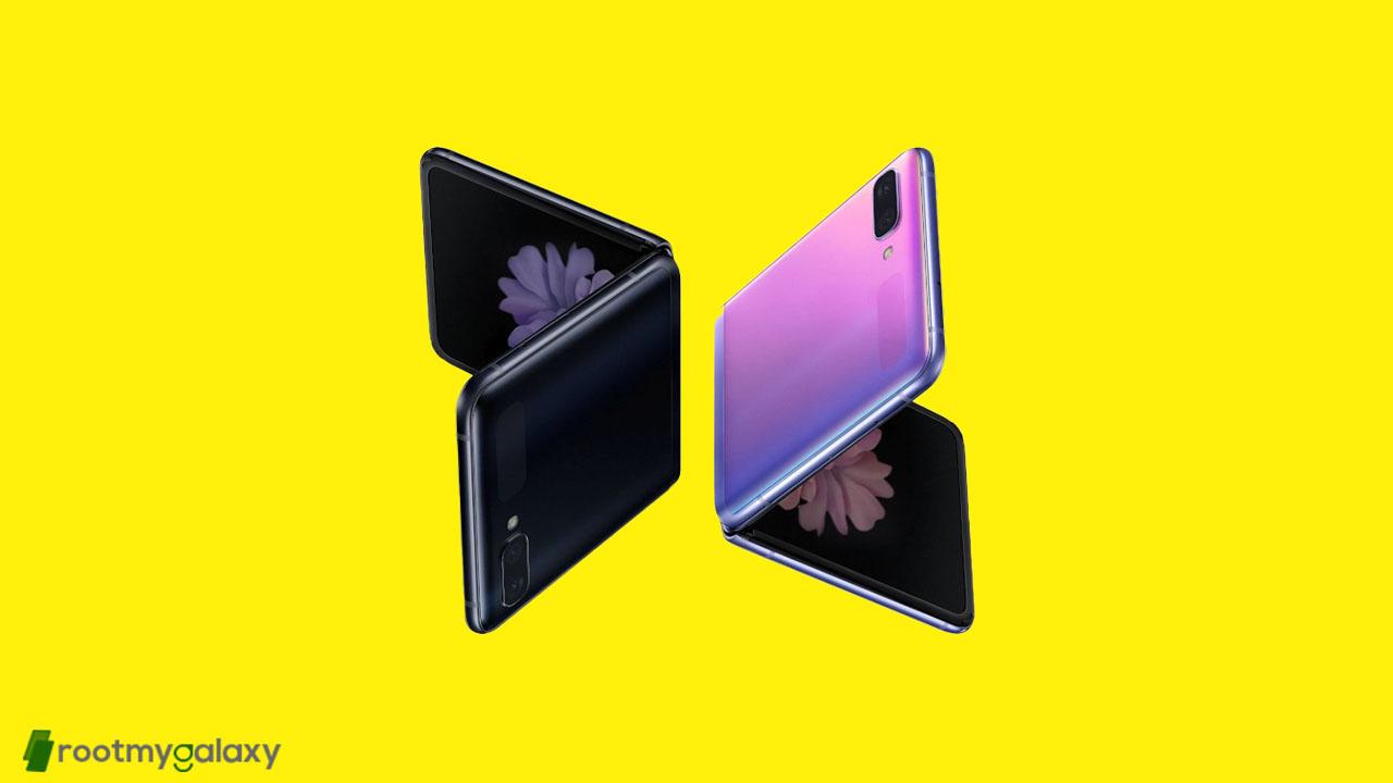 F707BXXU1BTJ1: October Security For Galaxy Z Flip 5G (Europe)