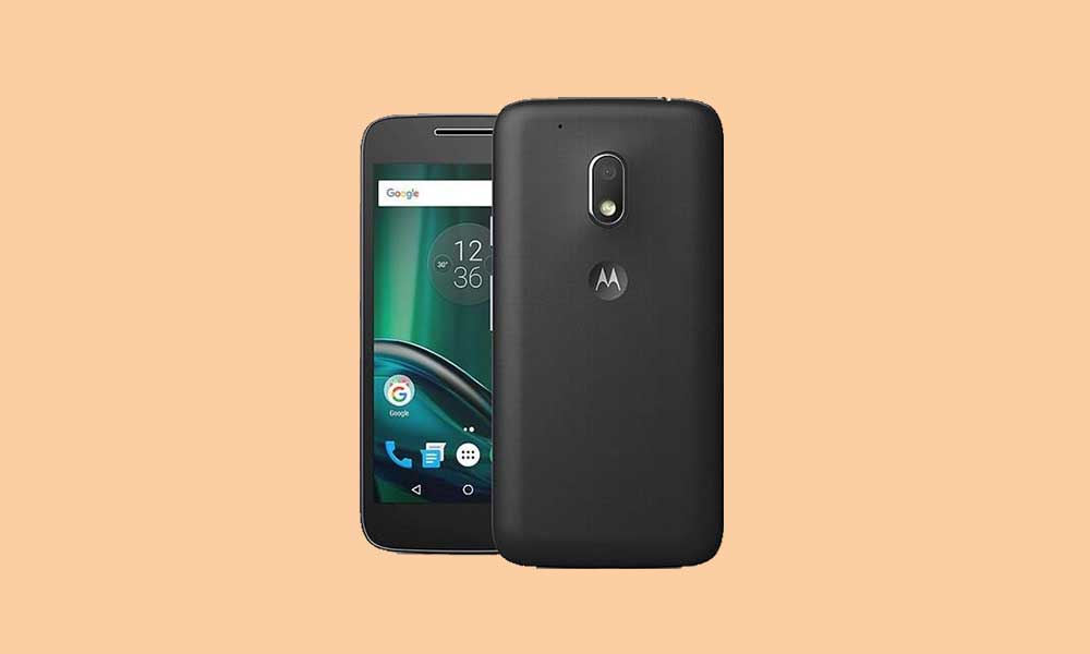 Install Lineage OS 18: Moto G4 Play, Moto G3 Turbo, and Moto G 2015