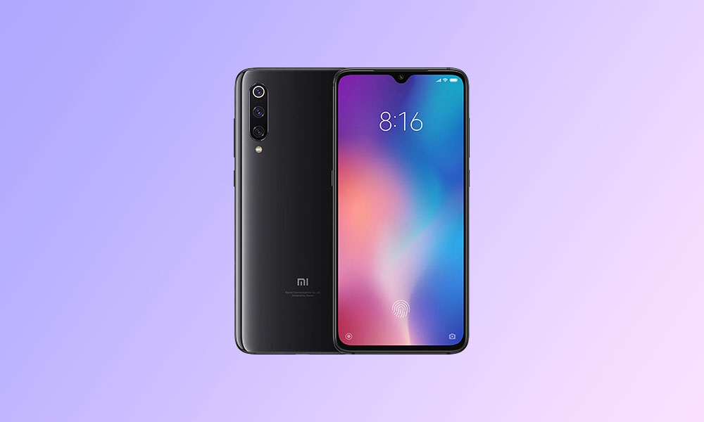 Download and Install Android 11 AOSP For Xiaomi Mi 9 (Fluid 1.0)