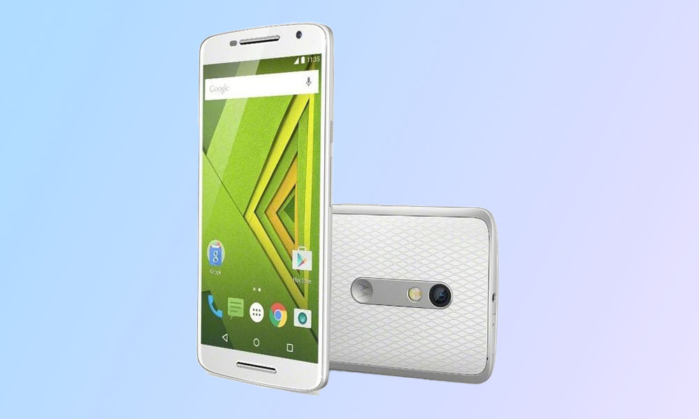 Download and Install Android 11 AOSP For Motorola Moto X Play (malluOS)