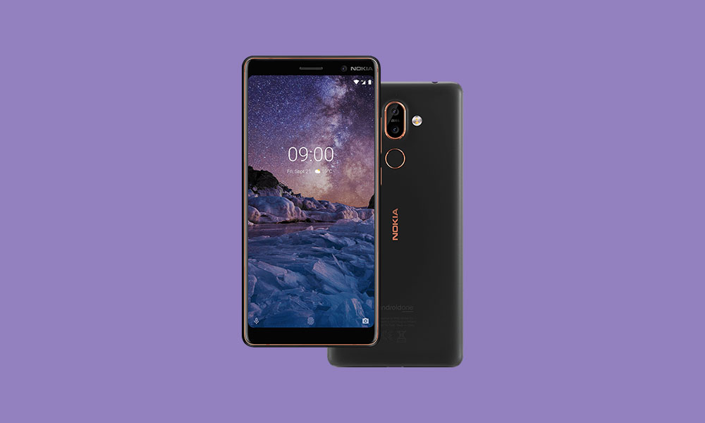 September Security 2020 Patch: Nokia 7 Plus gets V4.16B Update