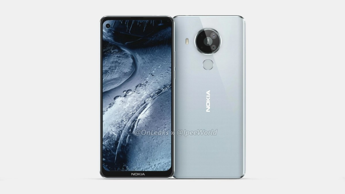 Nokia 9.3 PureView - leaked render