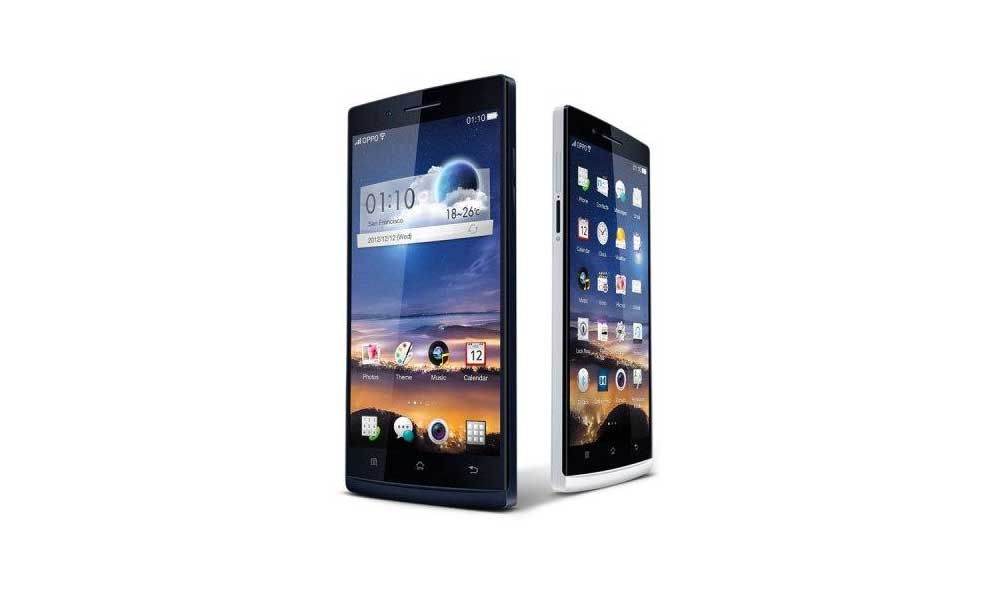 Oppo Find 5: Official TWRP Recovery and Root