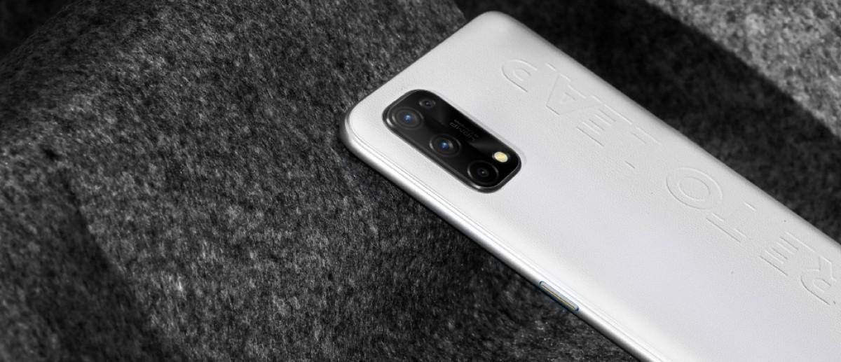 Realme Q-series smartphone