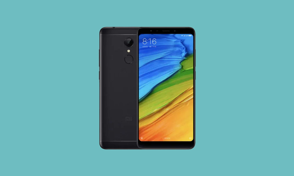 Download and Install Android 11 AOSP For Xiaomi Redmi 5 -RevengeOS 4.0