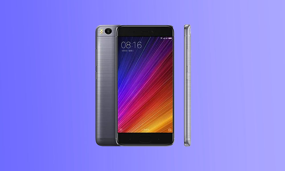 Download and Install Lineage OS 18 on Xiaomi Mi 5s (Android 11)