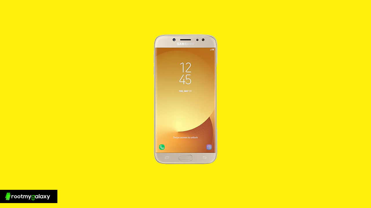 J730FXWU7CTJ1: October Security Patch 2020 For Galaxy J7 2017 (South Africa and UAE)