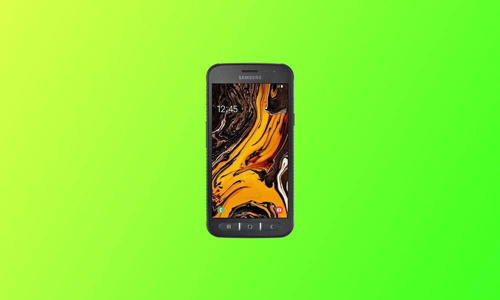 G398FNXXS8BTJG: Galaxy XCover 4s November security 2020 patch