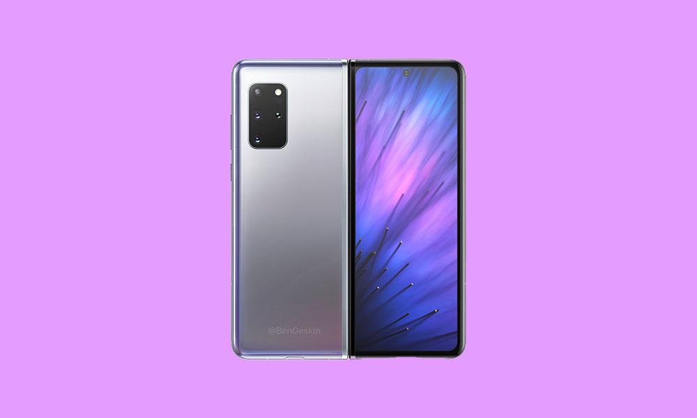 F916BXXU1BTJB: Galaxy Z Fold 2 November security 2020 patch
