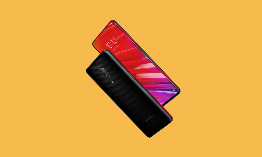Lenovo Z5 Pro GT Stock ROM Guide (L78032-Firmware Flash File)
