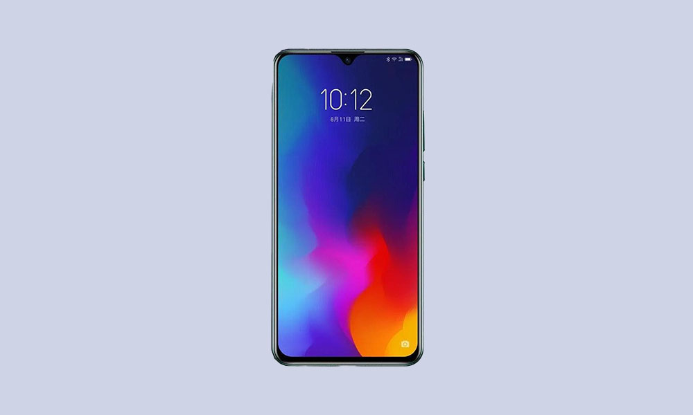 Lenovo Z6 Youth Stock ROM Guide (l38111-Firmware Flash File)