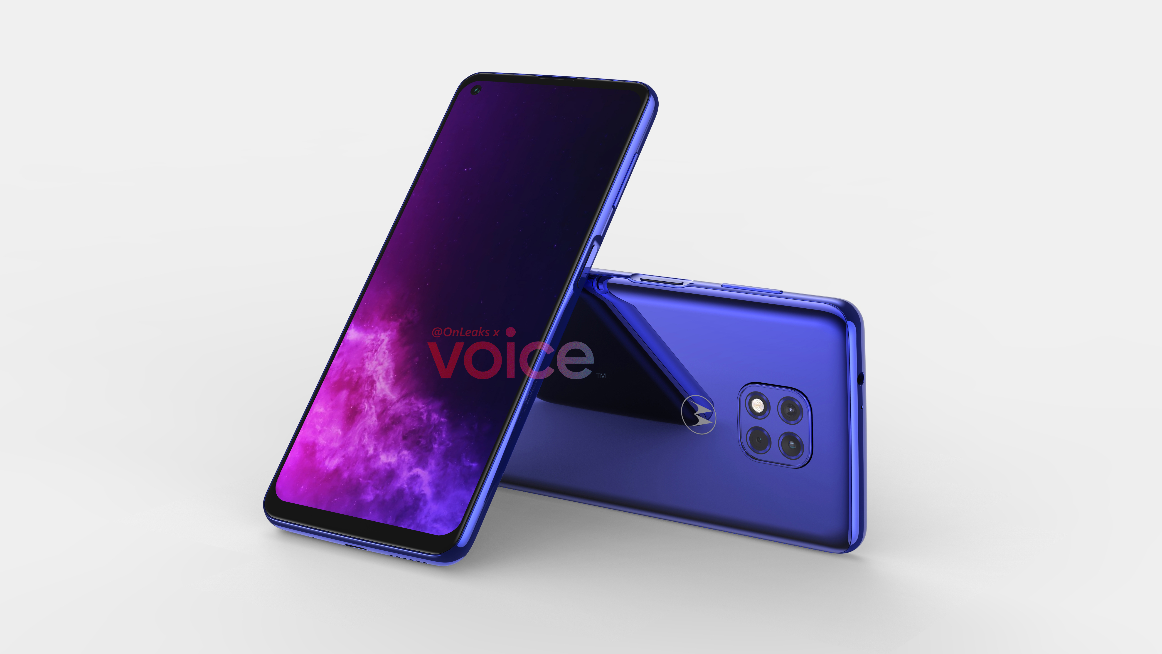 Moto G Play (2021) leaked render