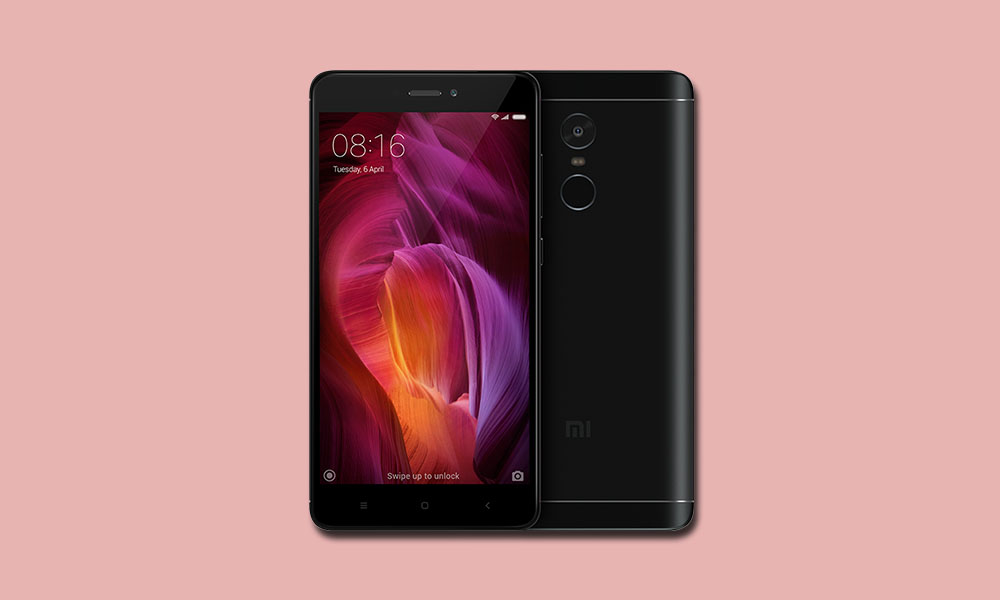 Download/Install Lineage OS 18 For Redmi Note 4 (Android 11)