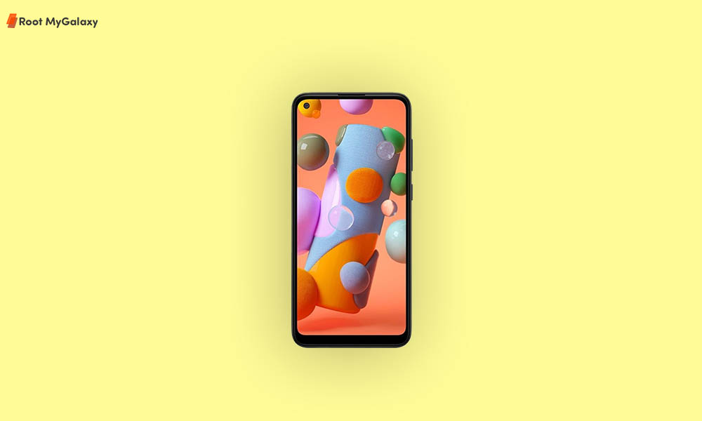 A115MUBS1ATK3 / A115MUBU1ATK6: November Security 2020 For Galaxy A11 (South America)