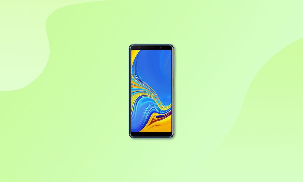 A750FNXXU5CTK1: Galaxy A7 2018 November security 2020 patch