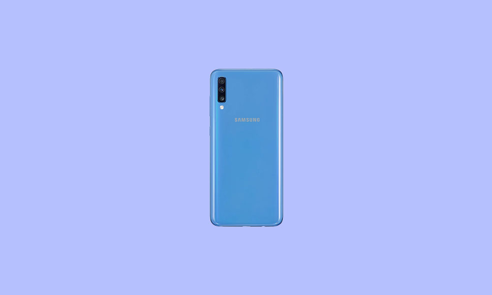 November Security Patch 2020: A705FXXU5CTK5 For Galaxy A70 (Asia)