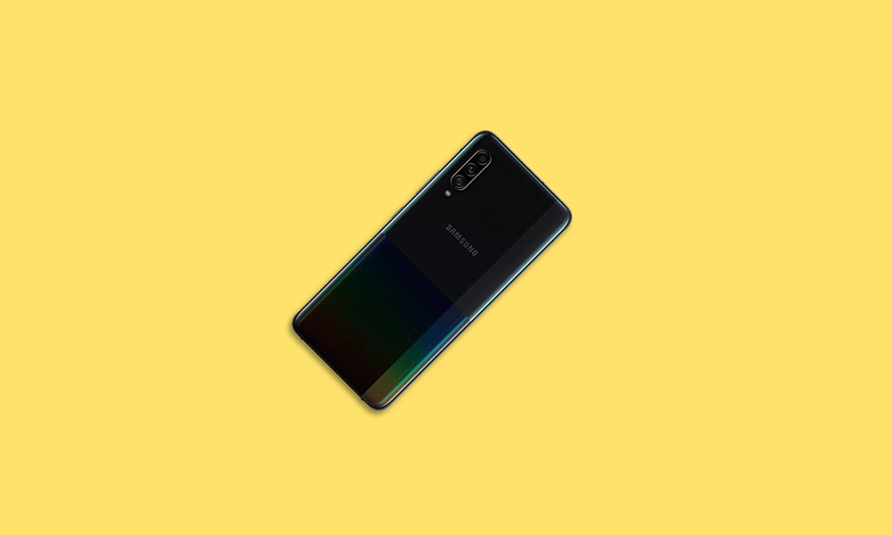 A908BXXU4CTL3 - December Security 2020 For Galaxy A90 5G (Europe)