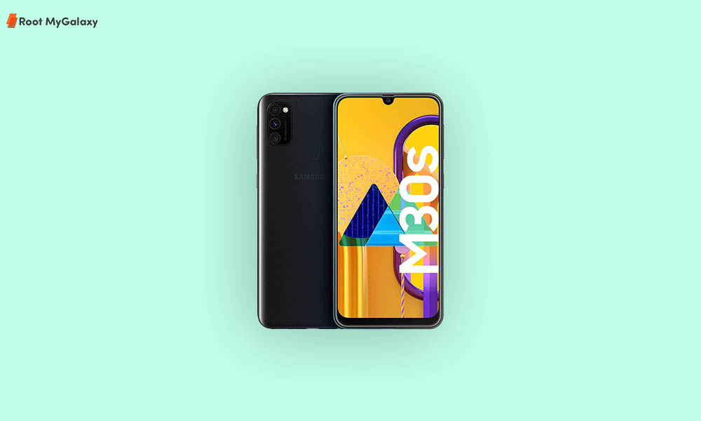 M307FXXU4BTK1: Galaxy M30S November Security Patch 2020 (India)