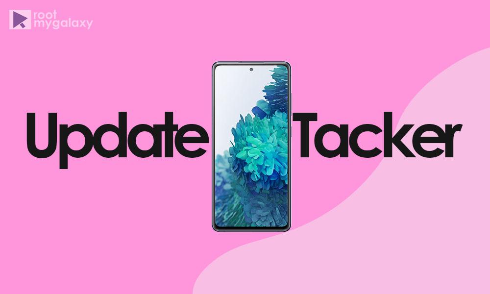 Galaxy S20 FE Update Tracker