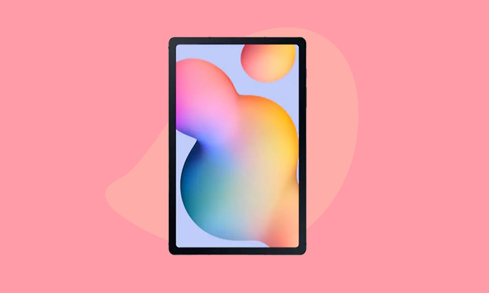 Galaxy Tab S6 Lite updated to December Security [P615XXU4BTK2]