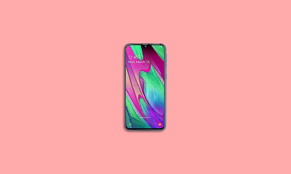 A405FNXXU3BTK4 - December Security 2020 For Galaxy A40 (Europe)