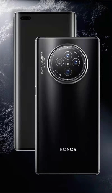 Honor V40 leaked render