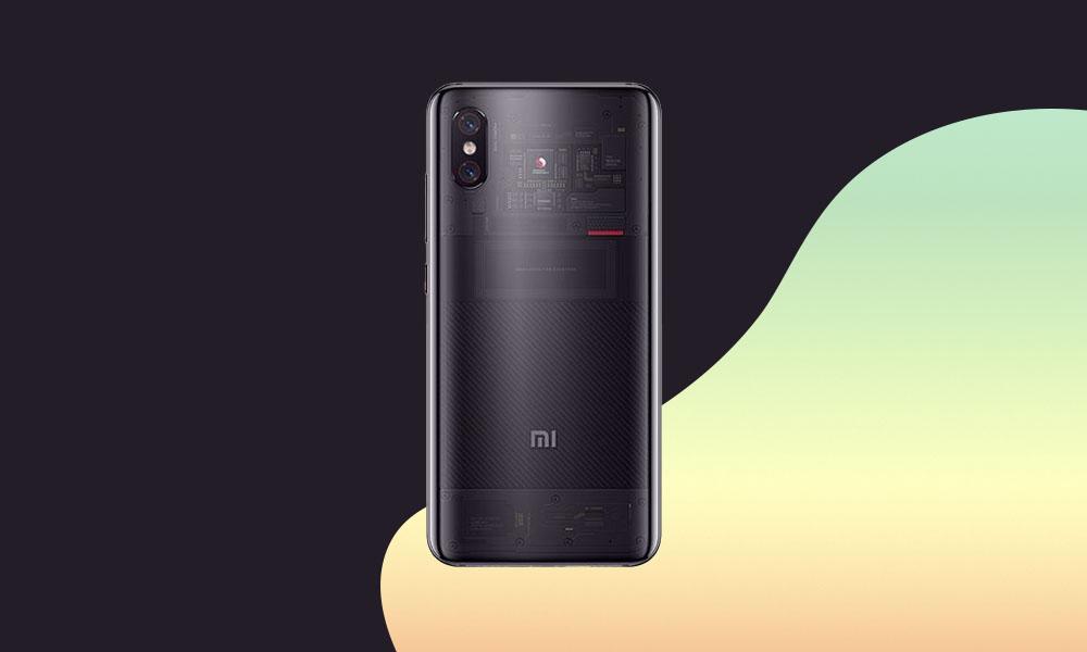 Download Android 11 For Xiaomi Mi 8 Pro (Custom ROMs -AOSP)