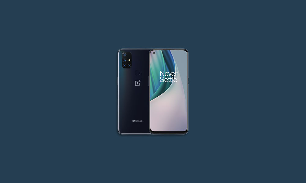 OnePlus Nord N10 5G bags OxygenOS 10.5.8 with December 2020 security patch