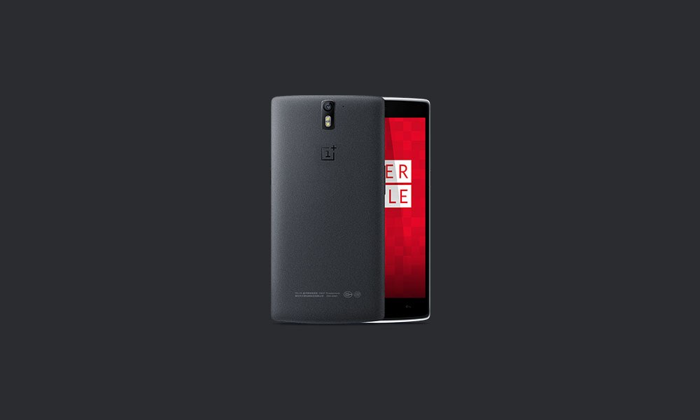 Download Android 11 For OnePlus One (Custom ROMs -AOSP)
