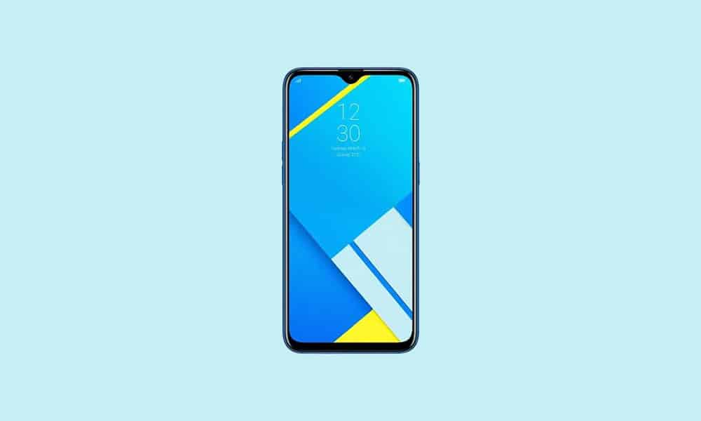 Realme C2 bags RMX1941EX_11_A.31 (A.31) bug fix update globally