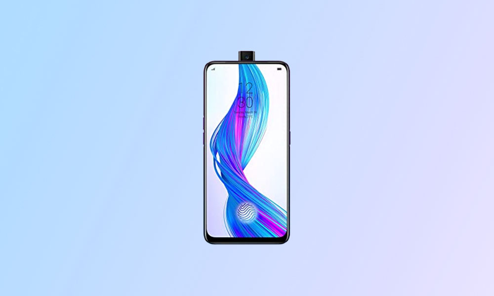 [RMX1901_11_C.14] Realme X bags December 2020 security patch