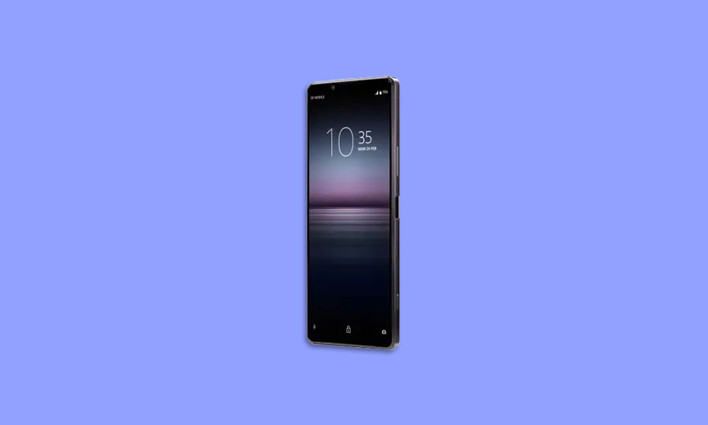 [58.1.A.0.921] Sony Xperia 1 II (Mark 2) bags Android 11 Update