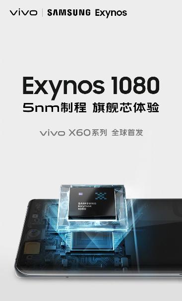 Vivo X60 processor
